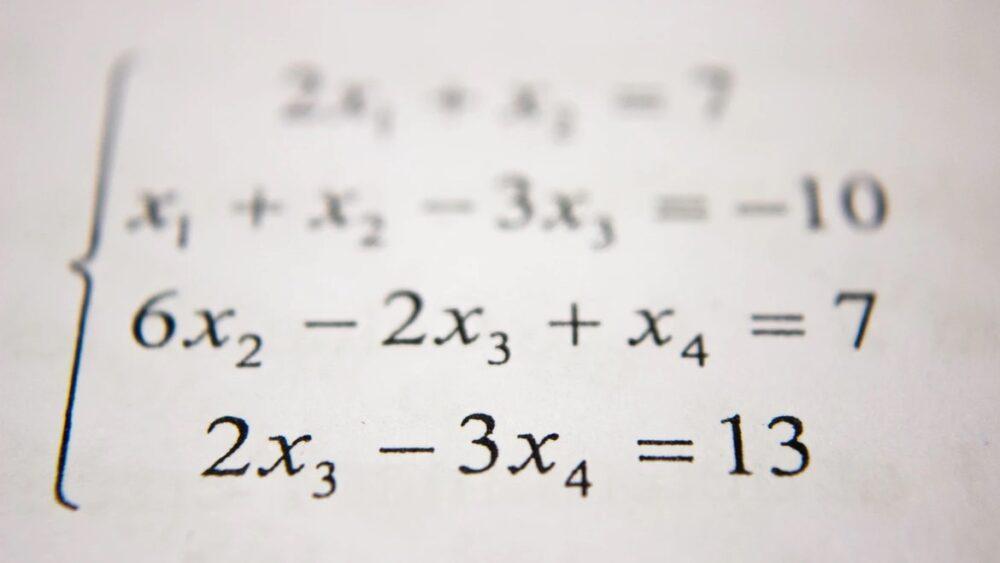 苦手な方程式の勉強法