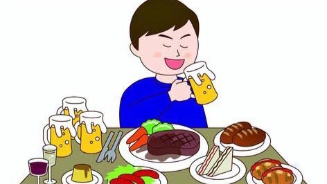 動物を含む四字熟語「馬」④:牛飲馬食(ぎゅういんばしょく)