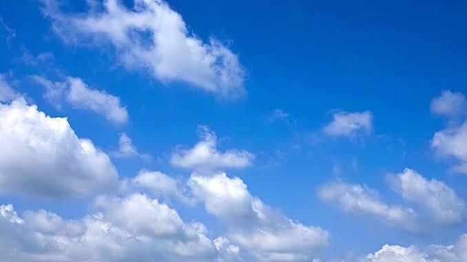 「諦めない」を表す四字熟語④:万里一空(ばんりいっくう)